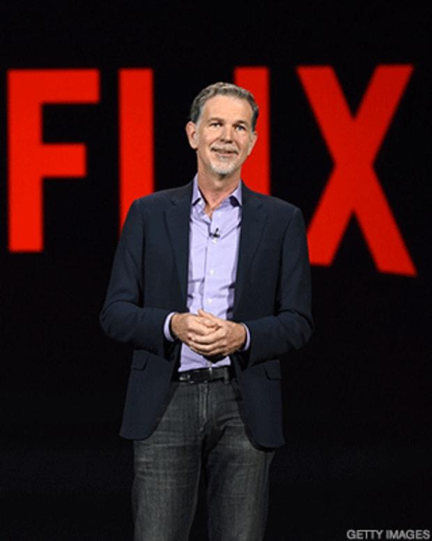 8. Netflix (NFLX)