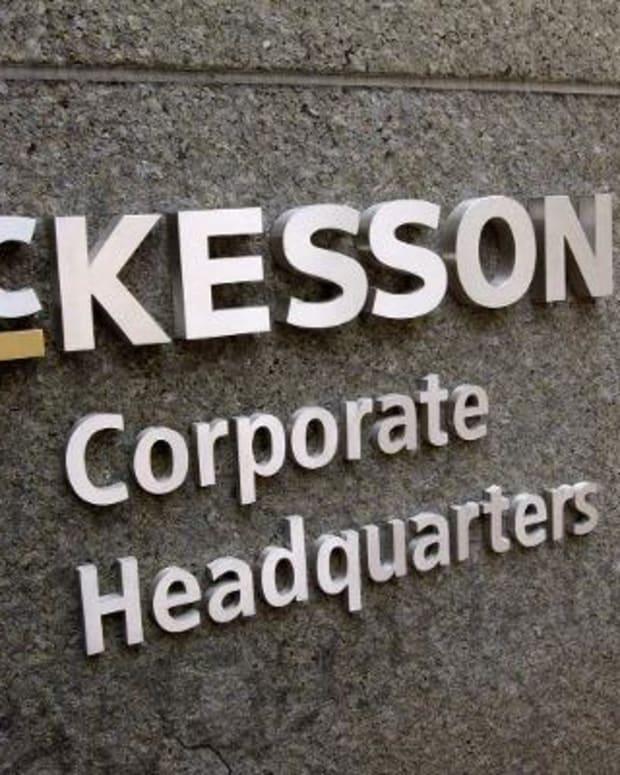 McKesson, Gilead and Abbott Labs