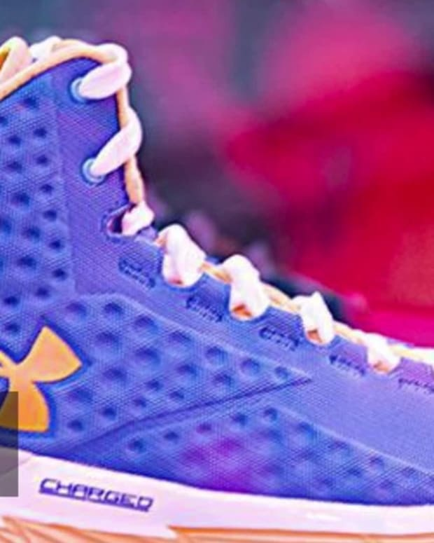 Under Armour Has a Lot to Prove With the Upcoming Curry 4 Basketball Sneaker