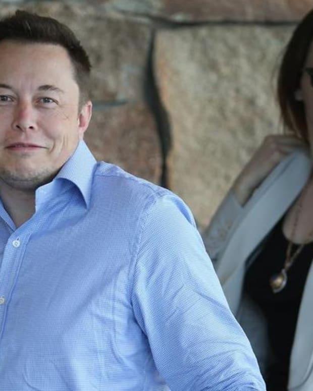 Tesla CEO Elon Musk Is a Modern Day Michaelangelo, Shark Tank Star Kevin O'Leary Says