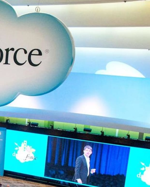 Jim Cramer Awaits Salesforce's Quarterly Results