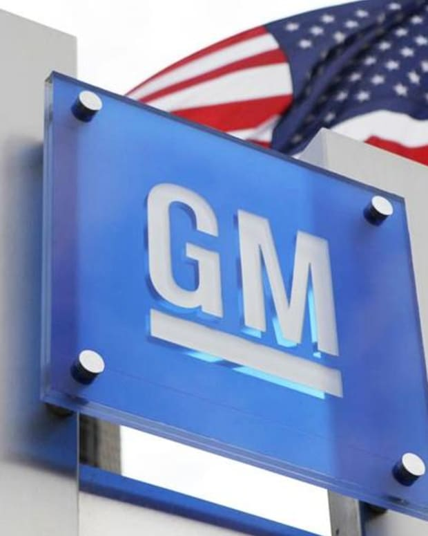 Jim Cramer on General Motors' Falling Auto Sales: We're at Peak Auto