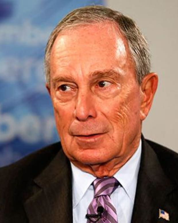 5. Michael Bloomberg