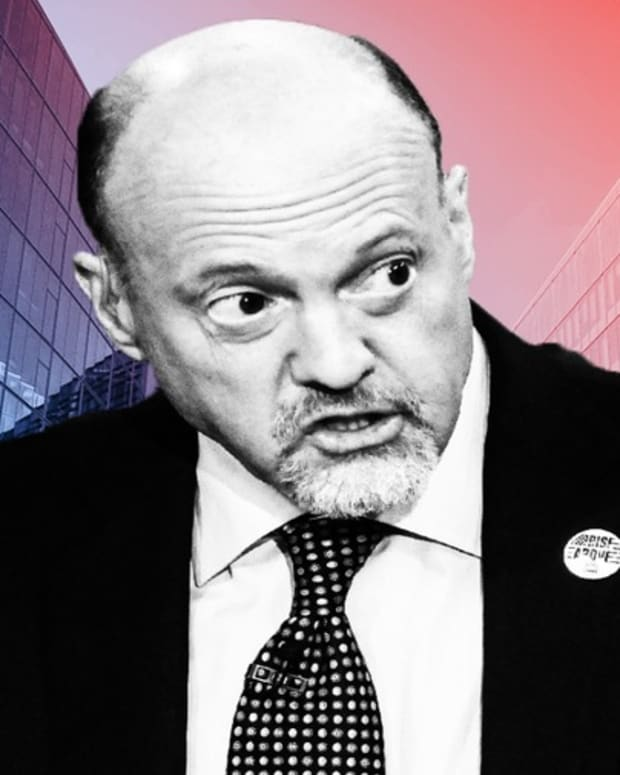 Video: Jim Cramer on Tax Reform, Costco, Adobe, Oracle and CSX