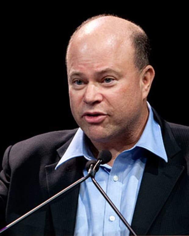 Hot Shot Money Manager David Tepper Wants You to Keep Buying Stocks