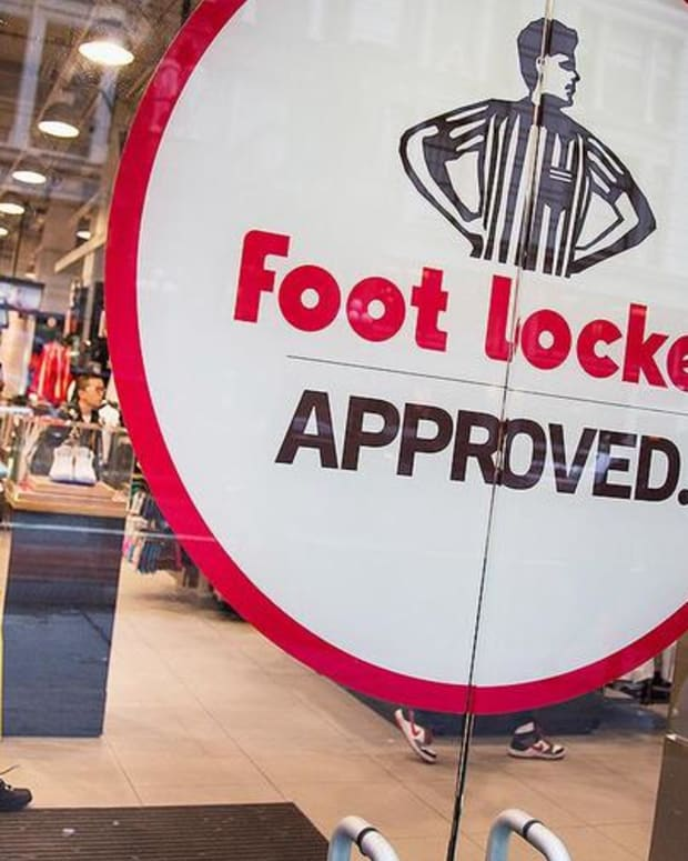 Jim Cramer: Foot Locker Could Be Like Children's Place