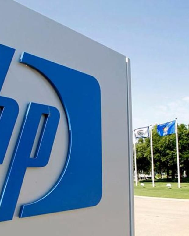 Jim Cramer: Hewlett Packard Enterprise Shares Are Inexpensive