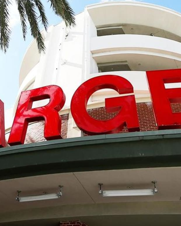 Midday Report: Target Leads Retail Rally; Healthcare Stocks Sell Off