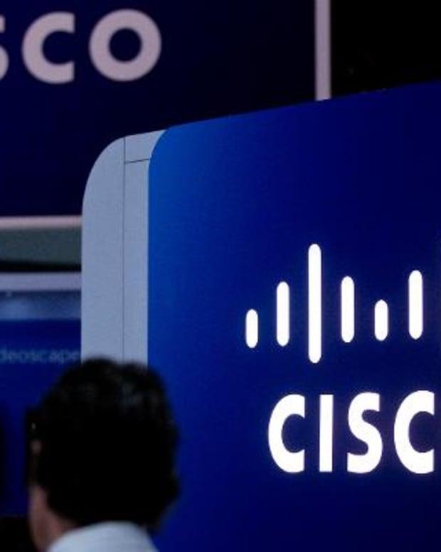 2. Cisco faces some big challenges
