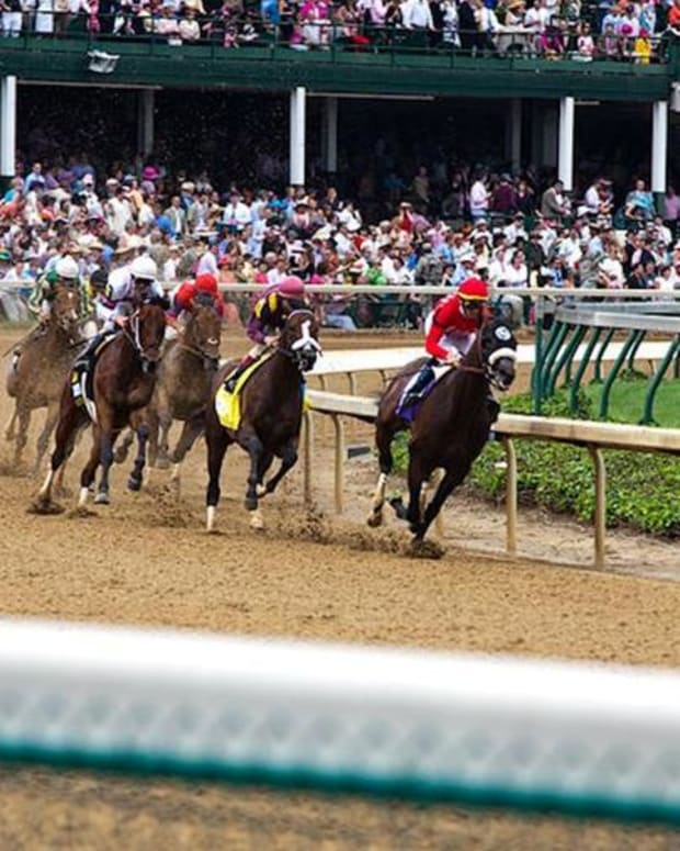 Who Has The Best chance at Winning The Kentucky Derby?