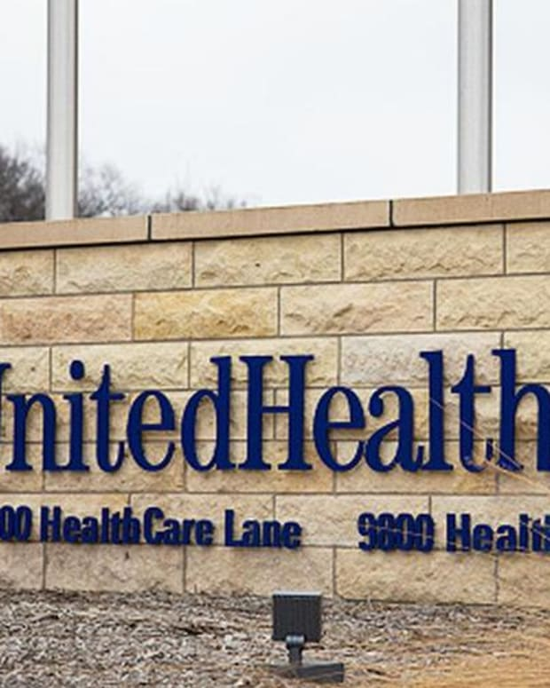Jim Cramer on How to Play UnitedHealth and the Obamacare Repeal