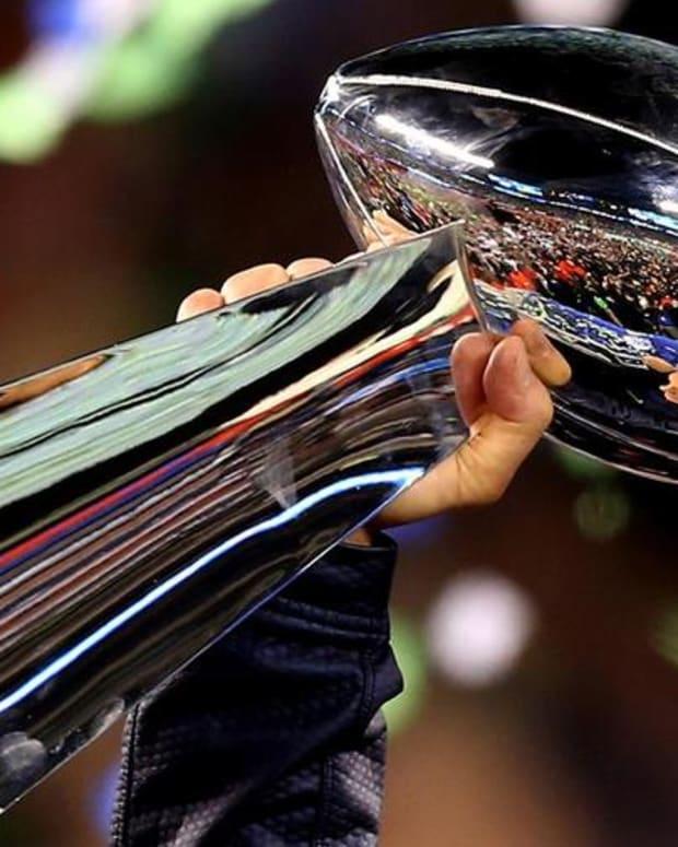 New York Giants' Rashad Jennings Makes His Super Bowl Prediction