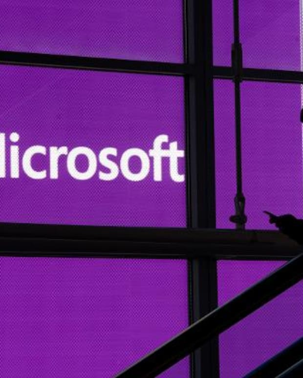 3. Microsoft returns to consistent profitability