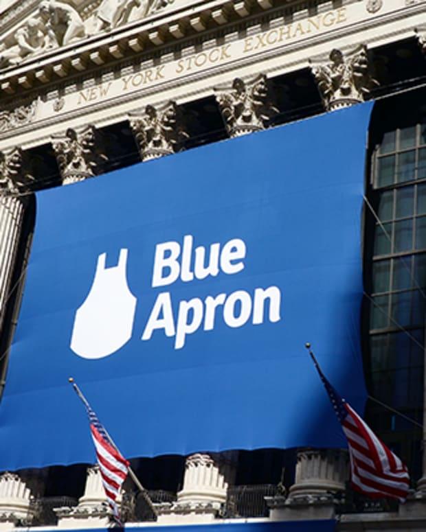 8. Blue Apron
