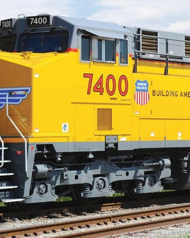 Jim Cramer Previews Union Pacific's Earnings