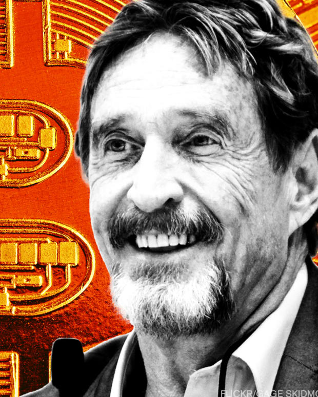 John McAfee: Bitcoin Movement Is Unstoppable