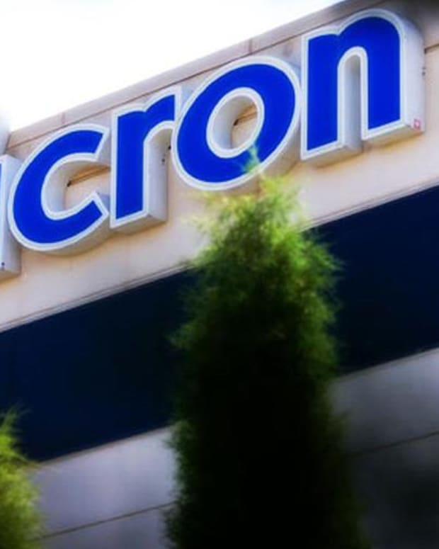 Micron Stock Falls Following Downgrade