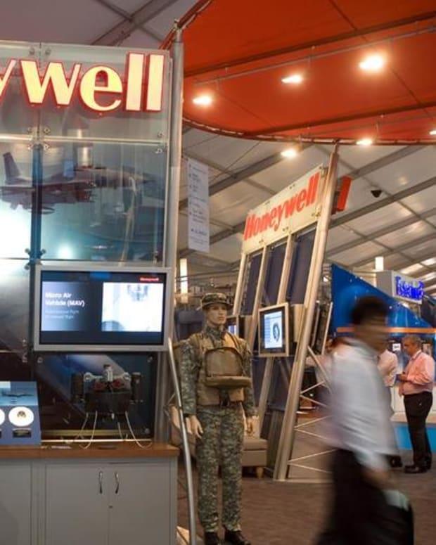 Honeywell Posts In-Line Fourth-Quarter Profits, Misses on Sales
