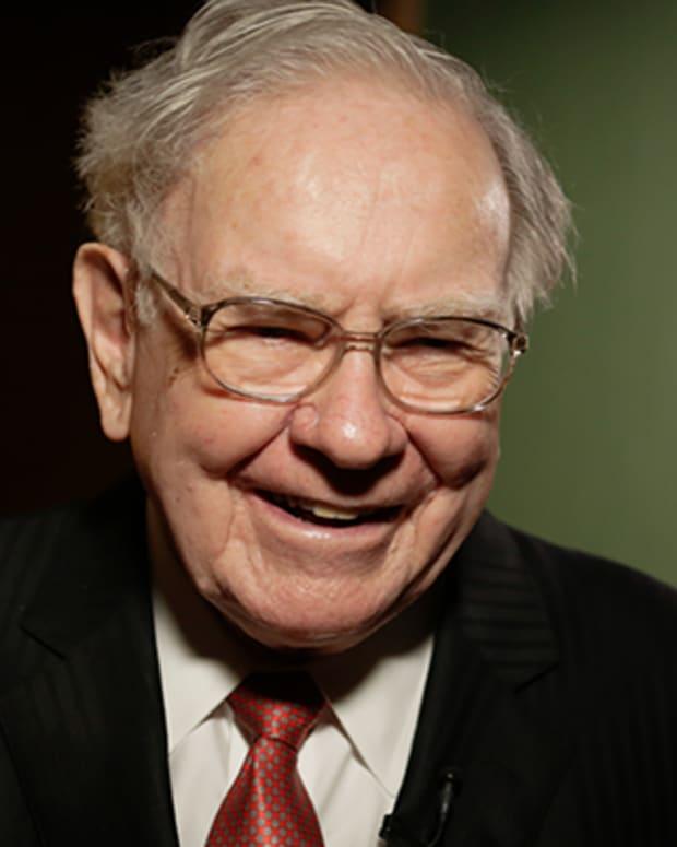 5. Warren Buffett