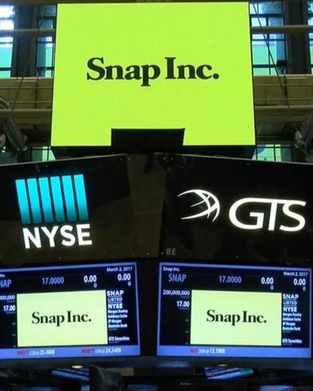 Cramer On SNAP After Its IPO