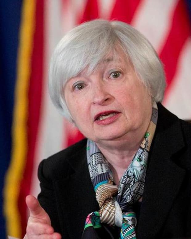 """Yellen's Statement is Incorrectly Interpreted"" - Veteran Trader"