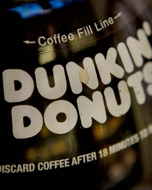 Dunkin' Donuts May Drop the 'Donuts' From Its Name, but Not Until 2018