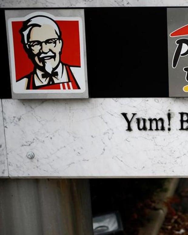 Yum! Brands' Decline In Pizza Hut Sales, Jim Cramer's Take