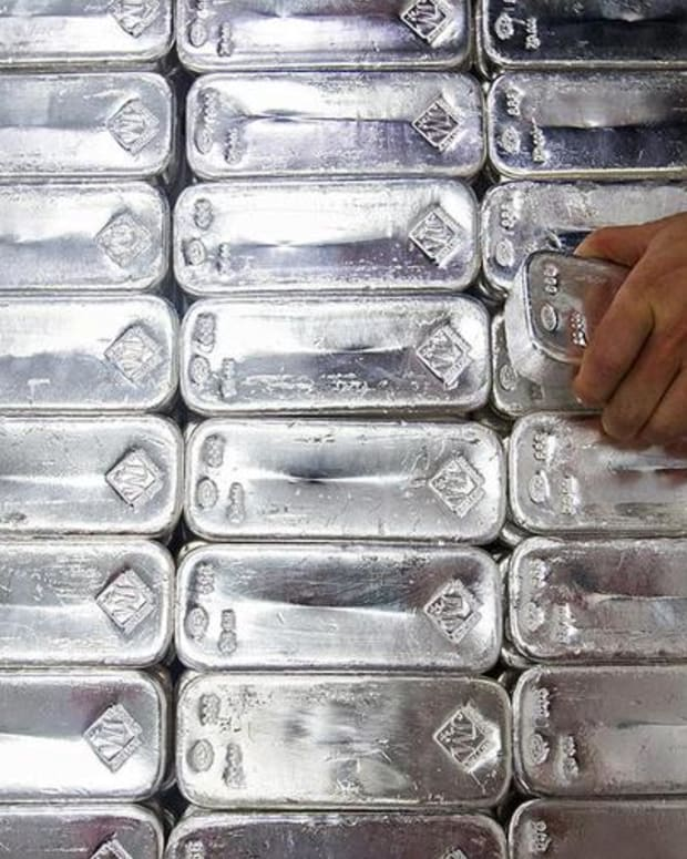 Here Is Why You Should Be Buying Silver Right Now