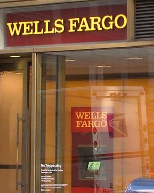 Jim Cramer: Own Citigroup and Wells Fargo