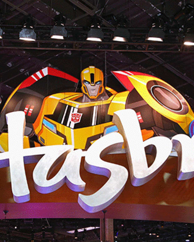 Hasbro: Cramer's Top Takeaways