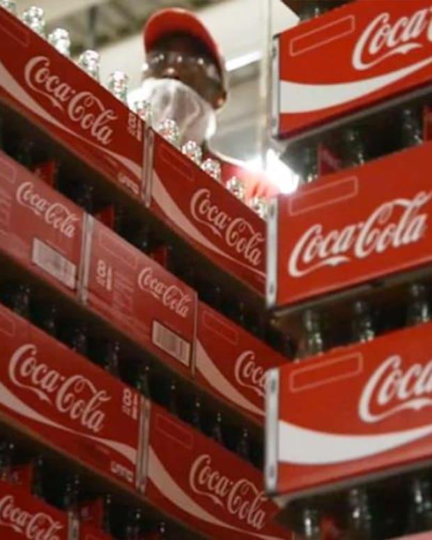 Jim Cramer: Credit Suisse Was Right to Upgrade Coca Cola