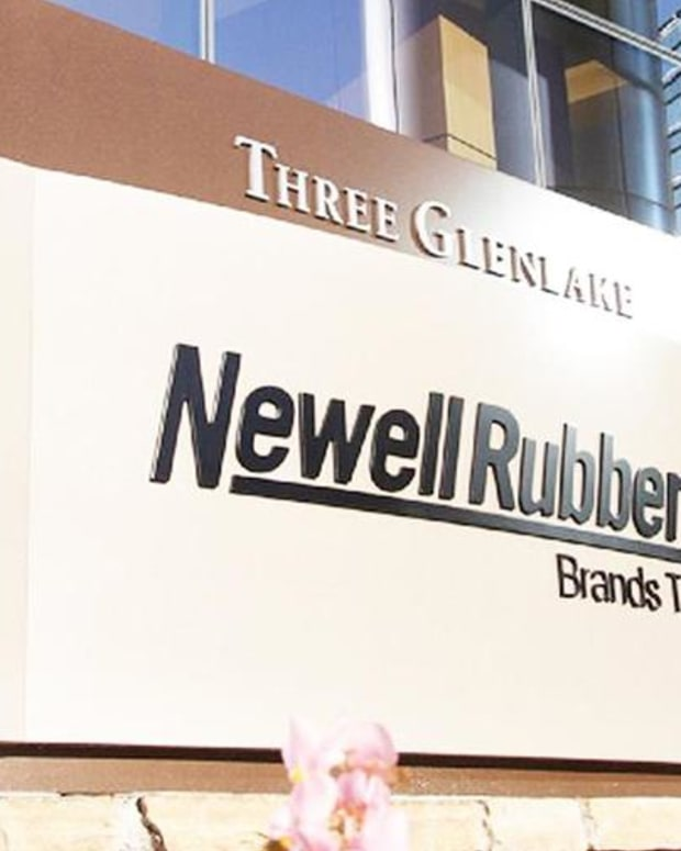 Jim Cramer: Newell Partly a Victim of Trump's Victory