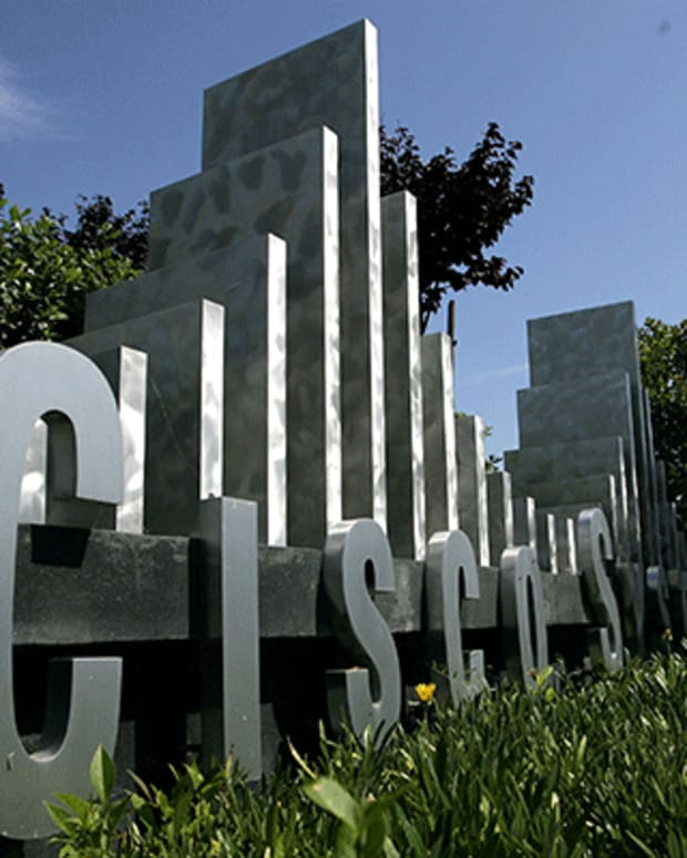 5. Cisco Systems