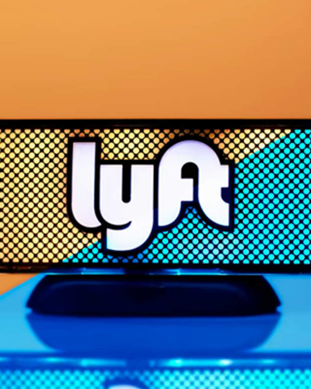 Lyft Ridership So Far This Year Already Passes All of 2016