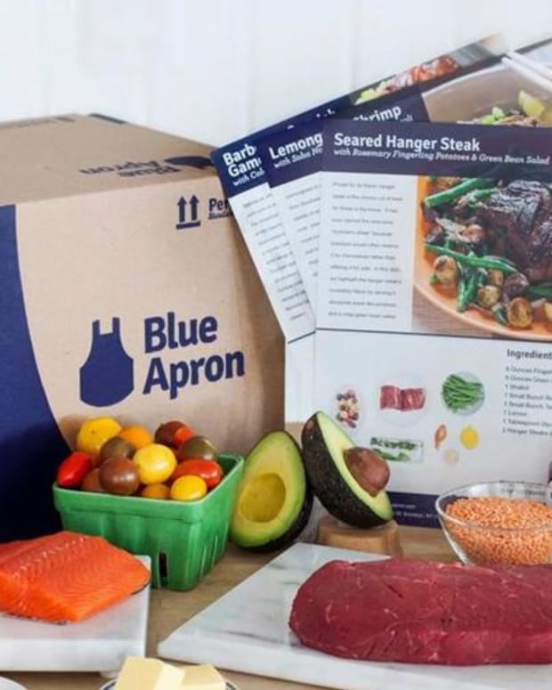 Investors Losing Appetite for Blue Apron Initial Public Offering
