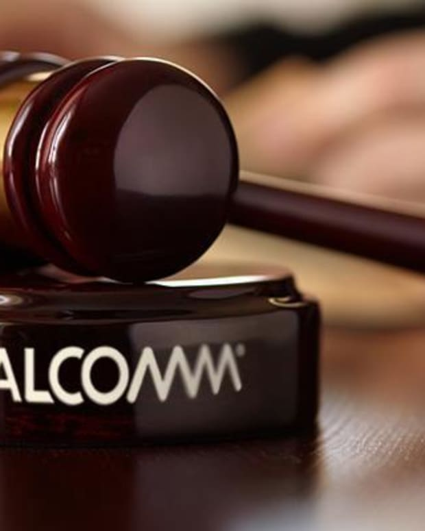 7. Apple and Qualcomm take the gloves off