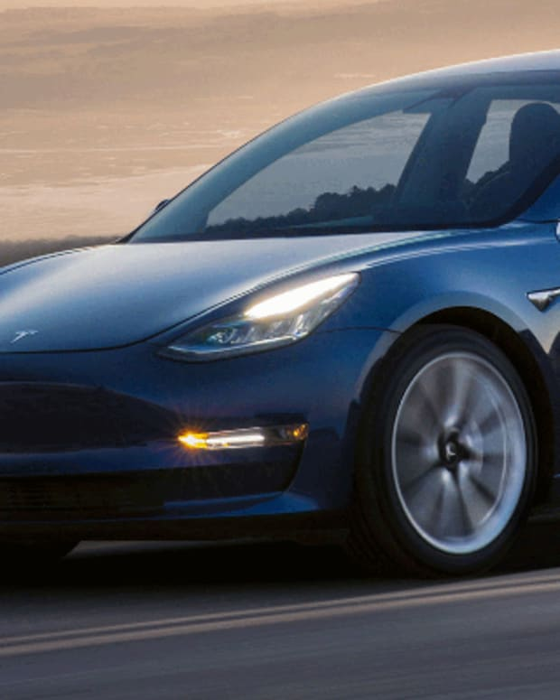 4. Tesla launches the Model 3