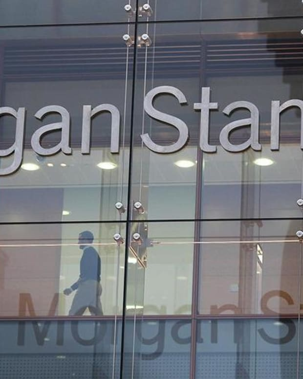 Morgan Stanley Can Go to a 15 Multiple, Jim Cramer Says