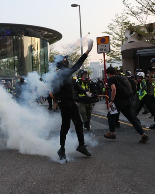 Months of protests have hurt Hong Kong's retailers. Photo: Sam Tsang