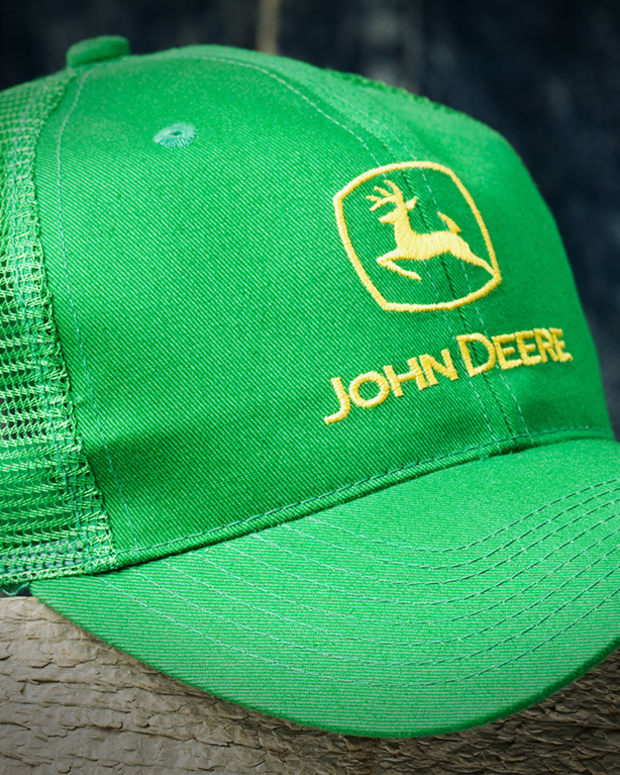 John Deere Shares Fall on Rough Guidance -- but Report Has a `Silver Lining'
