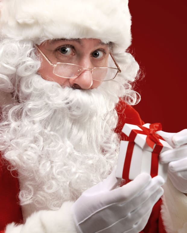Christmas May Have Come Early For Stocks, So Don't Expect a Santa Claus Rally