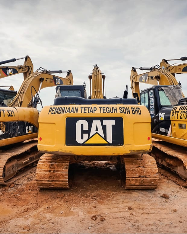 Caterpillar, Amgen, Biogen Idec: 'Mad Money' Lightning Round