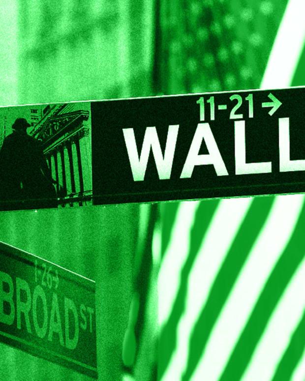 Wall Street Stock Market Economy