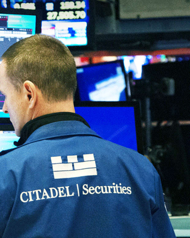 NYSE Stock Market Trader