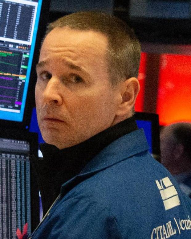 NYSE Stock Market Wall Street Trader