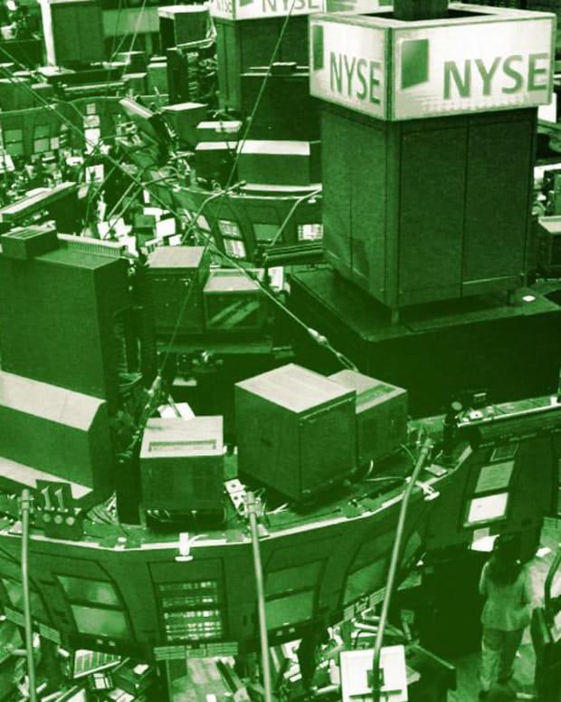 NYSE Stock Market Wall Street Traders