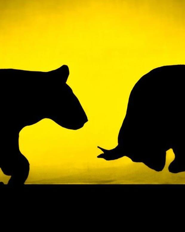 Bull Bear Market Economy