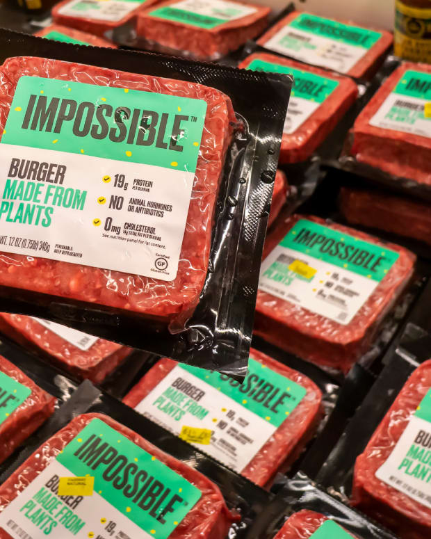 Impossible Foods Meat