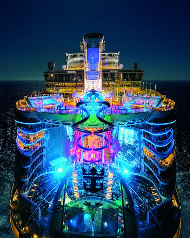 7 RC symphony of seas new ship Royal caribbean