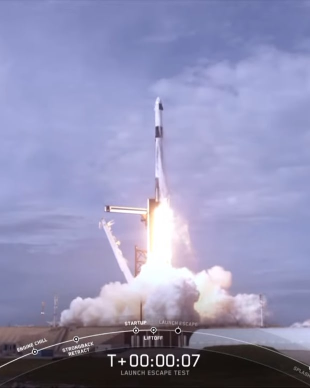 Image courtesy of NASA/SpaceX